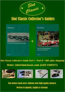 Pack Libros Slot Classic Collector's Guides, Parte I y II