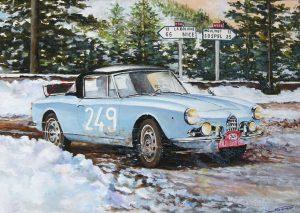 Nueva Referencia: CJ-49 Alfa Romeo Giulietta «Monte Carlo '61» – RESERVAS