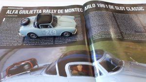 CJ-49 Alfa Romeo Giulietta «Monte-Carlo '61» en Más Slot